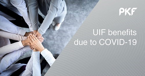 UIF benefits due to COVID-19